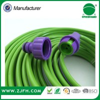 PVC Irrigation hose / Triple Spray Hose for home & garden