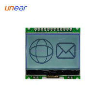 12864 lcd for custom made electronic UNLCD90917