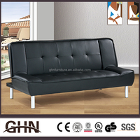 Professional sofa manufacturer high quality durable white leather sofa