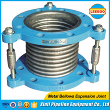 Axial Pressure Bellows Compensator with flange