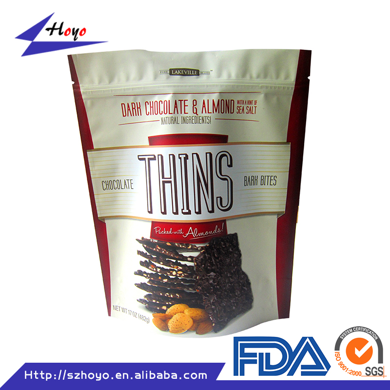 MRE Pouch for food packing/ MRE Pouch with print for food packing