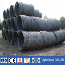 may straightening tensile strength 320-430Mpa wire steel rod