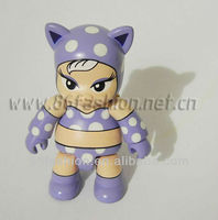 plastic diy toy action figures,plastic small toy dolls,lovely baby toys fashion dolls