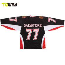 Quick dry Adult Mens lightweight customized hockey jersey