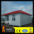 Modern Container House 4 Side Slope Roof Container Accommodation