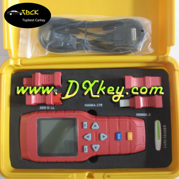 Latest version auto key programming device original one X-100 Auto Key Programmer with auto key code software