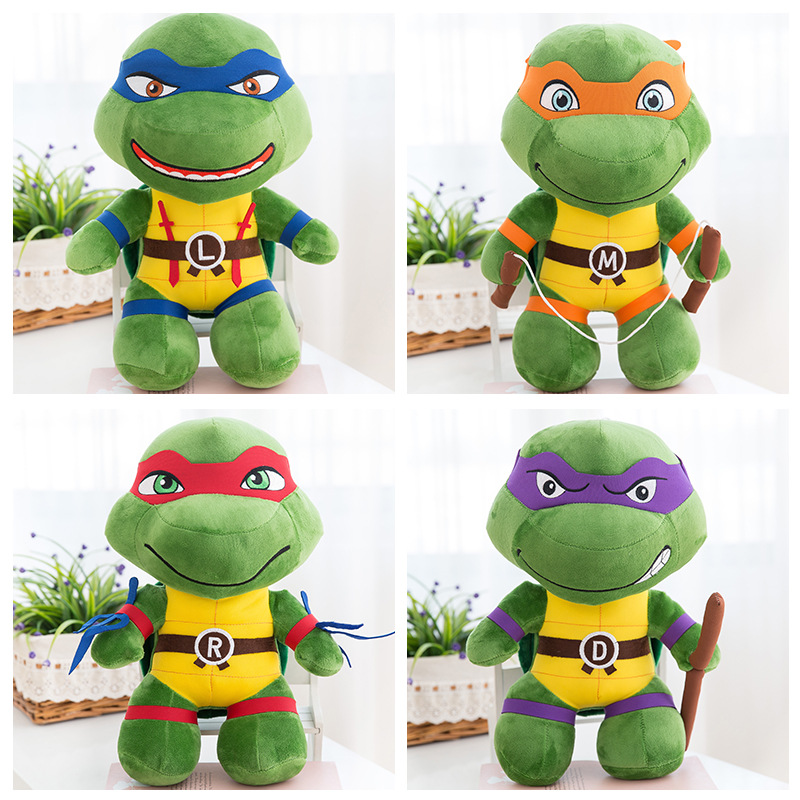 Wholesale Top Quality teenage mutant ninja turtles plush toys