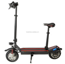 8 inch tire 2 wheels adult foldable electric scooter with dismountable seat for outdoor sports