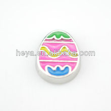 New flaoting charms easter charms locket
