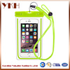 Wholesale waterproof cell phone cases PVC waterproof mobile phone bag