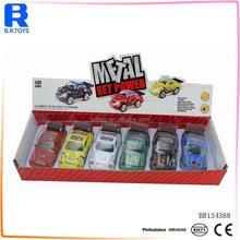 metal alloy toy model diecast car for kid