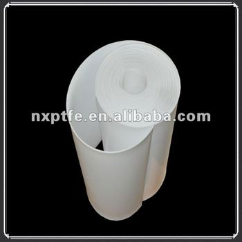 Wearing resistance polymer skived ptfe sheet roll