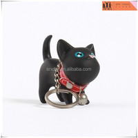 custom promotional gift 3d PVC dog keychain toys,custom 3d plastic mascot keychain toys,OEM plastic keychain toys manufacturer