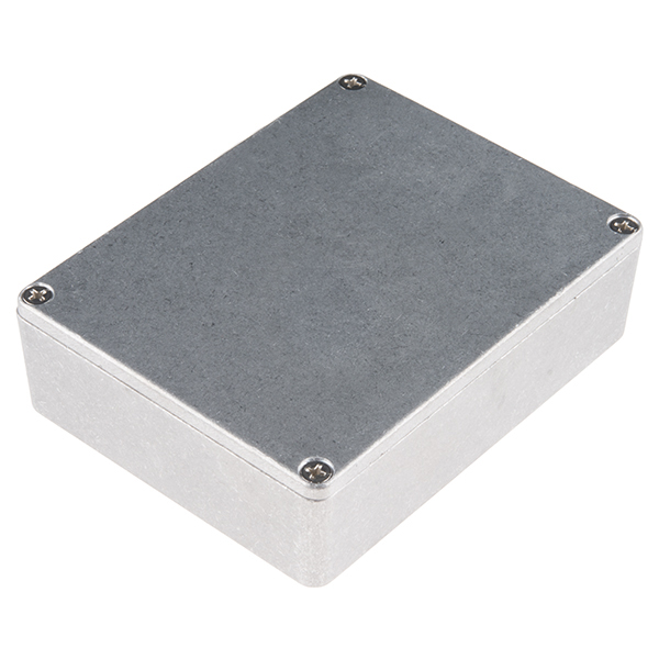Metal instrument electronic project enclosure box transformer case