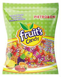 PIETROBON FRUIT'S CANDY ASSORTED 300G / 400G / 700G