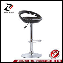 Cheap modern as ABS plastic bar stools/bar chairs