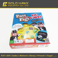 customize bestselling board game from ICTI, Disney, Walmart auditted factory