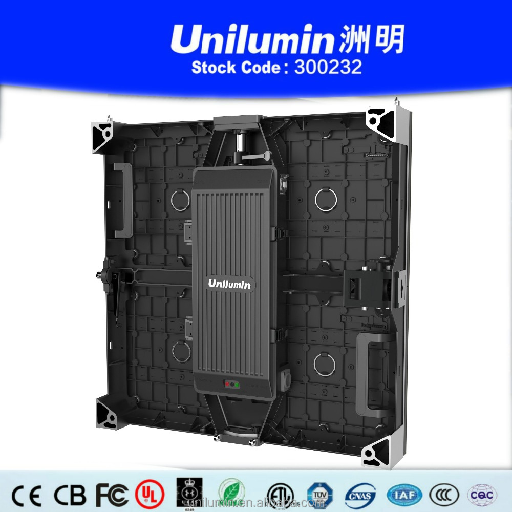 Hot HD P2.6 indoor rental led screen for big event