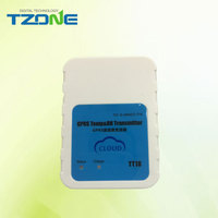 GPRS temperature and humidity transmitter gps gsm temperature control monitoring
