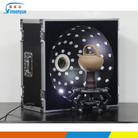 Revolving display 360 photography products