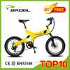 20 inch electric folding bicycle three wheel electric motor bike