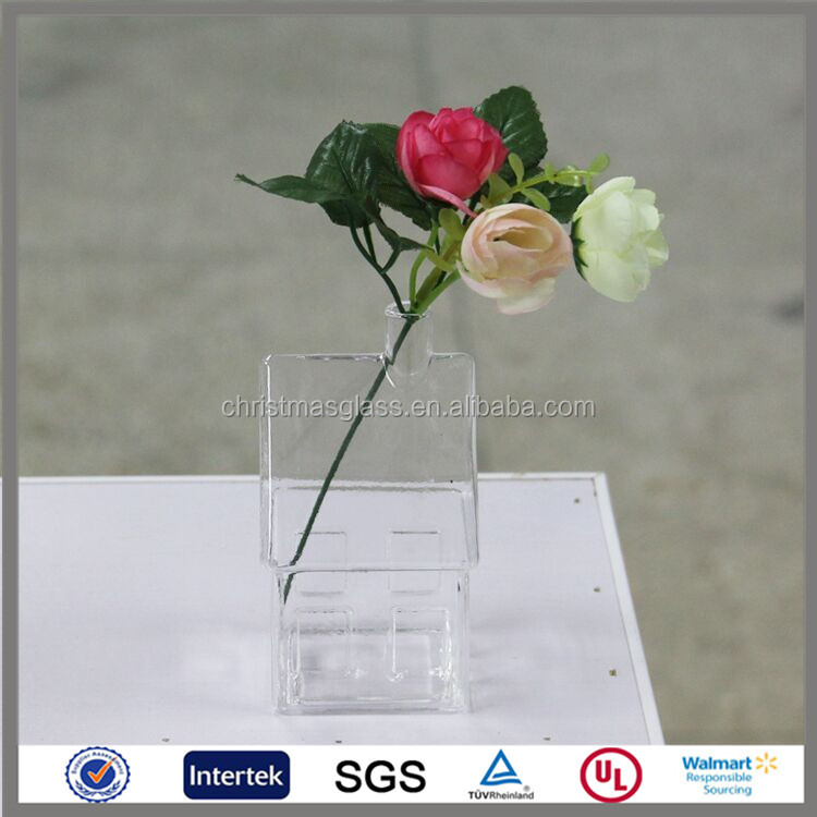 Wholesale different types glass vase,different types glass vase