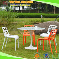 (SP-UC305) High quality white plastic stacking chairs wholesale
