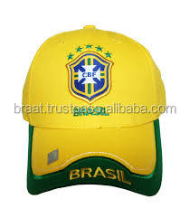 embroidery log Brazil Soccer Caps/Brazil World Cup Cap/Brazil Snapback Hat/football fans souvenir 2014 Brazil World Cup Big