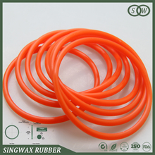 flat metal rubber o ring seal oil resistant