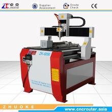 China hot accuracy cnc router DSP control mini cnc milling machine