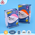 Adult OEM manufacuturer competitive price sanitary pad with anion