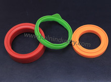molded colorful silicone seal gasket
