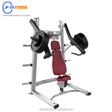 Professional Life Fitness Equipment Gym Incline Press Chest press Bench/ Chest Exercise Equipment