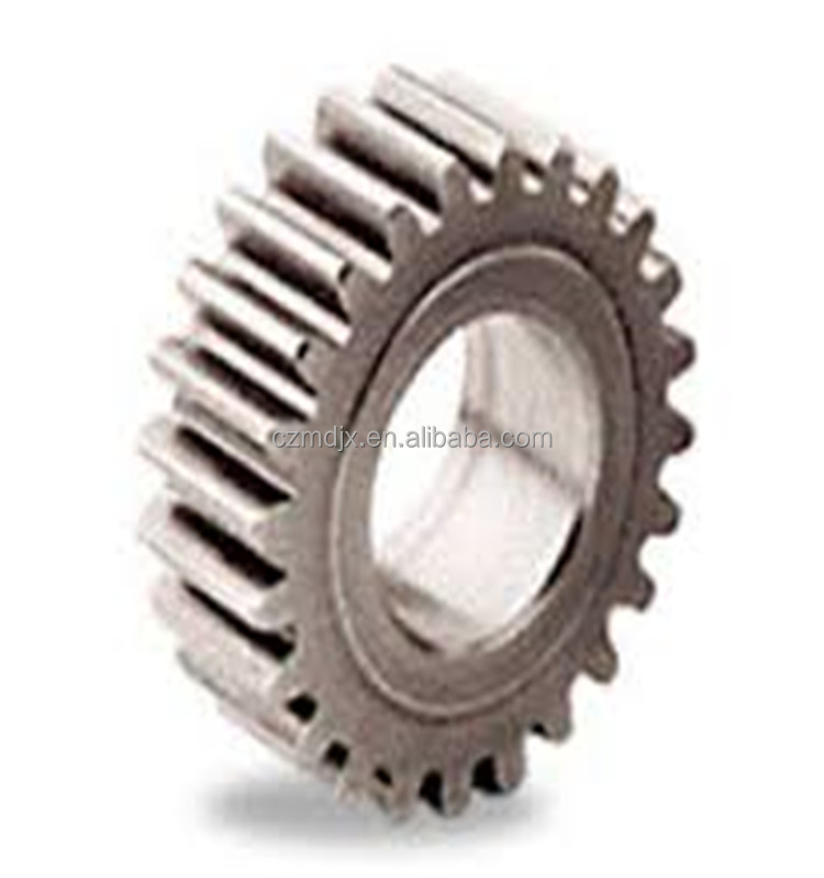 CNC machining customized metal machinery gears