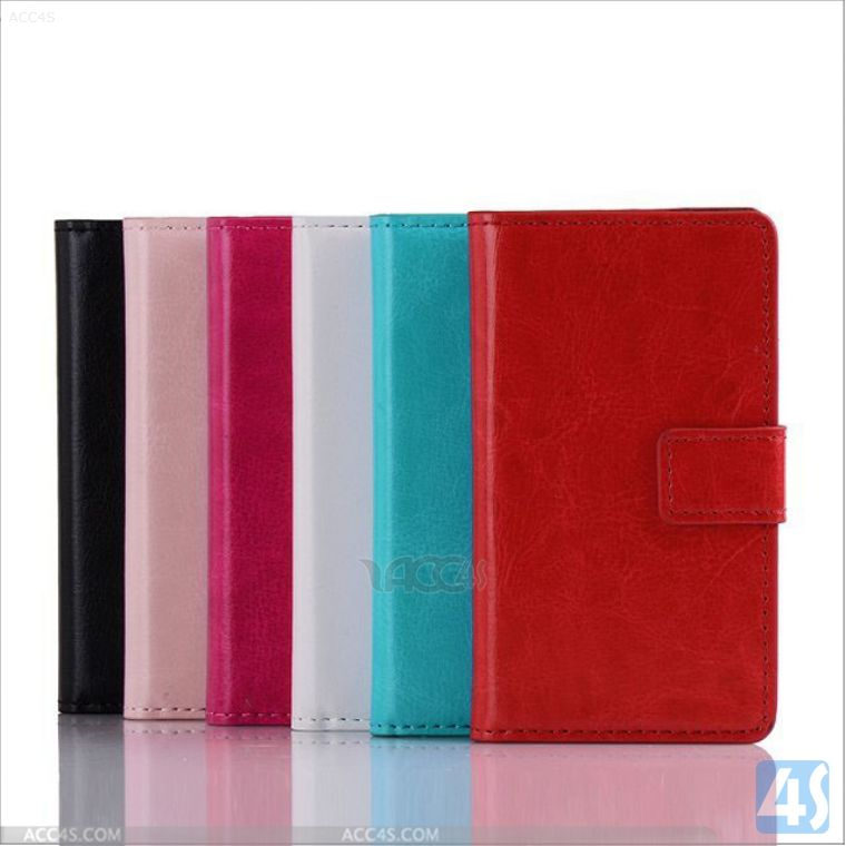 Stand wallet PU leather case for lg optimus l5 ii e450/e460 P-LGE460SPCA001