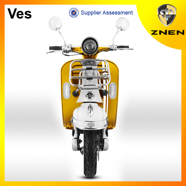 VES- ZNEN EURO 4 GAS SCOOTER vespa style scooter 125cc 50CC cheap gas scooter for sale