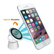 Universal Mobile Phone Car Mount Kit 360 Degrees Sticky AUD Magnetic Mobile Phone Holder Car Phone Stand