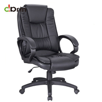 Modern staff chair top grade leather office chair furniture for sale