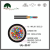 Flexible system control cable with high quality