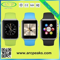rubber perfume wristband elegant A1 smart watch phone