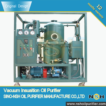 Over-20-Year-Brand Waste Transformer Oil Recycling To Base Oil Unit