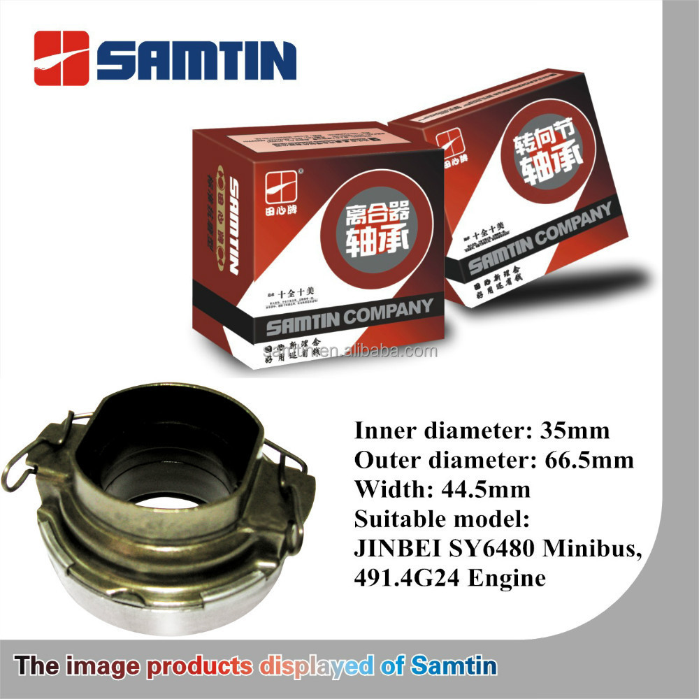 Samtin Truck Clutch Release Wearing Resistance Type Bearing 50RCT3534F0