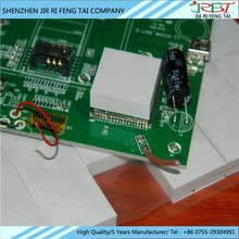 Heatsink cooling pad soft silicon pad with high performance thermally conductivity