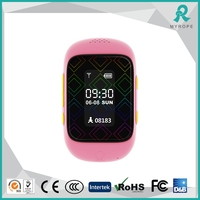 wrist watch gps tracking device for kids R12