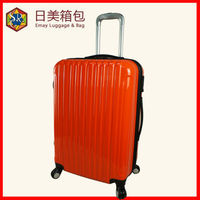 4 Spinner Aluminum Trolley PC Trolly Case From Factory