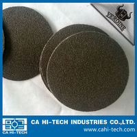 Stone, Glass and Marble PSA Silicon Carbide Cloth Discs
