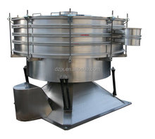 28 years professional manufacture coffee filter machine Dust-proof tumbler vibration sieve