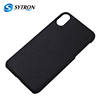 Stock Leather Cross Pattern Mobile Phone Case for iphone 8 Hybrid Cover