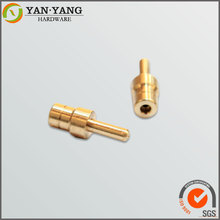 Custom cnc mechanical metal parts for electronic cigarette