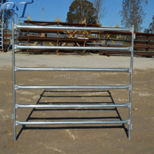 Wholesale Hot Dipped Galvanized Farm Livestock Equipment Steel Cattle Yard Panel